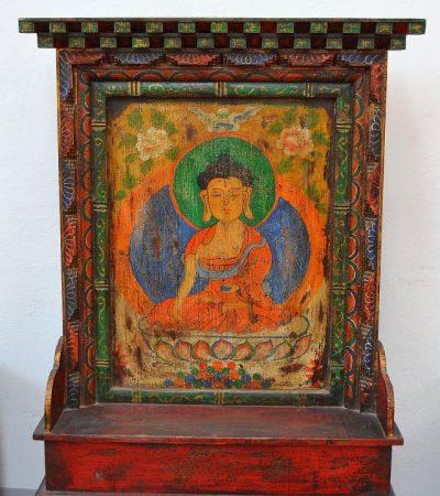 altare-tibetano-su-tela-a-trama-di-cotone