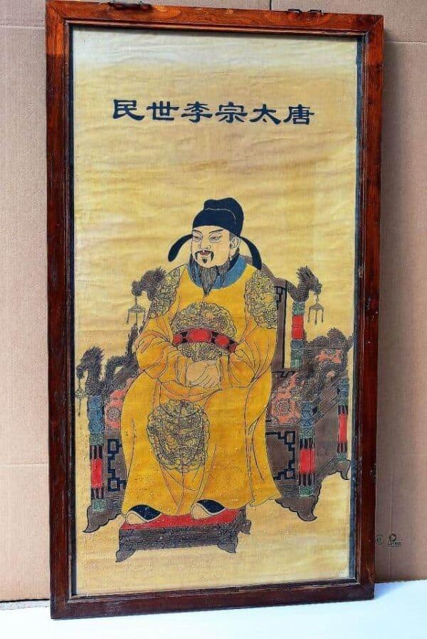 dipinto-dinastico-cinese-carta-di-riso-calligrafia-cina